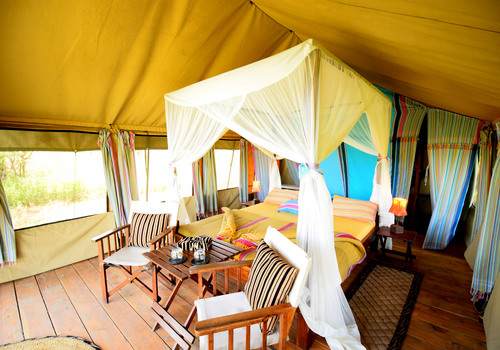 Ndutu Tented Camp